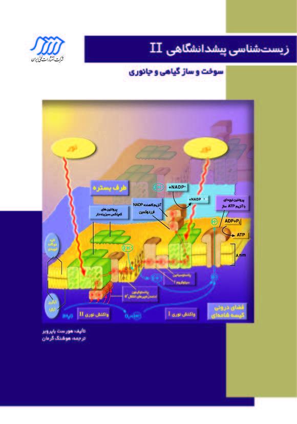 زیستشناسی پیش دانشگاهی 2 (سوخت و ساز گیاهی و جان...