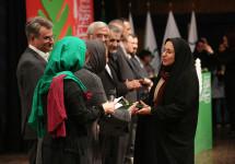 مراسم اختتامیه دومین دوره جایزه ادبی سپیدار برگزار شد.