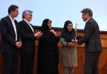 شرکت انتشارات فنی ایران برنده جایزه ملی محیط زیست شد.